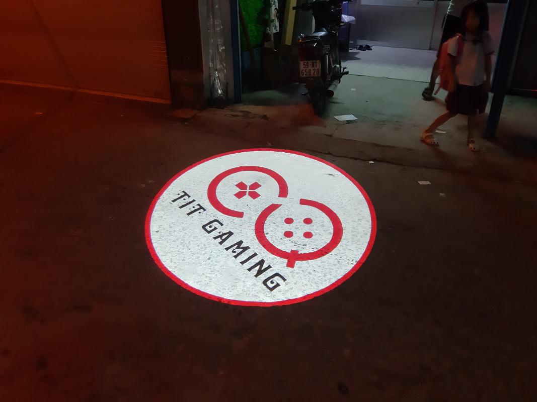 Đèn chiếu logo TIT GAMING