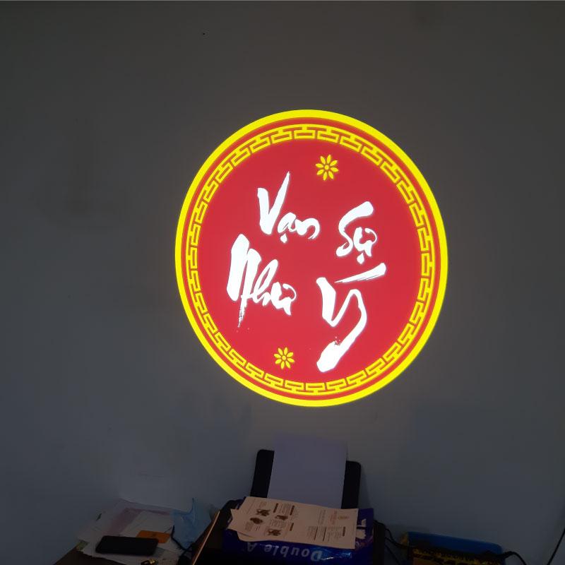 Đèn chiếu logo Vạn Sự Như Ý
