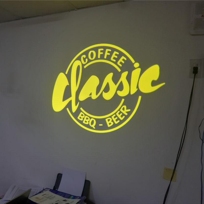 Đèn chiếu logo Classic