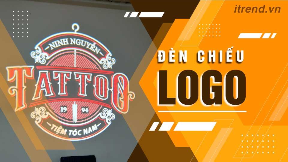 Đèn chiếu logo video cover