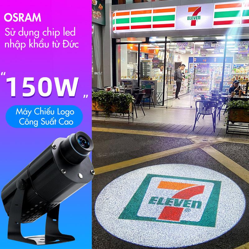 Đèn chiếu logo 150w chống nước