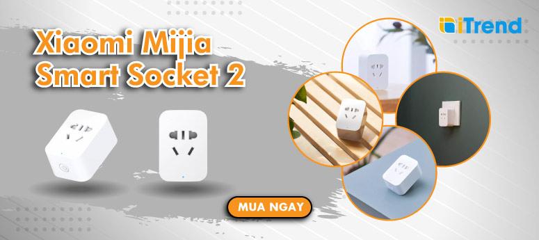 xiaomi mijia smart socket 2